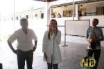 Dra Ana Maria fala aos visitantes