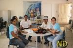 Integrantes da Secretaria Municipal de Saúde