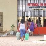 ARMAS DE AGENTES PENITENCIÁRIOS FORAM RECOLHIDAS