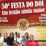 PROGRAMAÇÃO DA FESTA DO BOI 2012 EM PARNAMIRIM