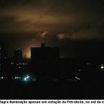 APAGÃO ATINGE DIVERSOS ESTADOS BRASILEIROS; INCÊNDIO TERIA CAUSADO O PROBLEMA