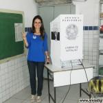CAMILA FERREIRA (DEM) É A NOVA PREFEITA DE NÍSIA FLORESTA