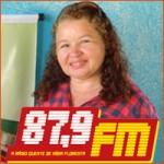 PROFª REJANE DE SOUZA SERÁ ENTREVISTADA PELA RÁDIO DE NÍSIA FLORESTA NESTE SÁBADO (23)