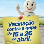 CAMPANHA NACIONAL DE VACINAÇÃO 2013 CONTRA O INFLUENZA COMEÇA NO DIA 20