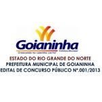 PREFEITURA DE GOIANINHA ABRE 431 VAGAS EM CONCURSO PÚBLICO