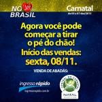 INÍCIO DA VENDA DOS ABADÁS DO CARNATAL 2013 ACONTECERÁ SEXTA (8); CONFIRA ATRAÇÕES E OUTROS DETALHES