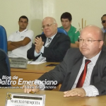 VEREADOR MARCELO MESQUITA É ELEITO O NOVO PRESIDENTE DA CÂMARA MUNICIPAL DE NÍSIA FLORESTA