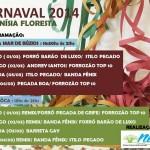 PREFEITURA DIVULGA PROGRAMAÇÃO DO CARNAVAL 2014 EM NÍSIA FLORESTA