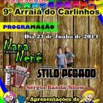 ARRAIÁ DO CARLINHOS CHEGA A SUA 9ª EDIÇÃO EM NÍSIA FLORESTA