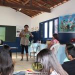 EQUIPE DA BIBLIOTECA DONA MARIINHA RECEBE CAPACITAÇÃO SOBRE A MALETA INFÂNCIA FUTURA