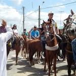 ENCERRAMENTO DA FESTA DO PADROEIRO DO ALTO MONTE HERMÍNIO TEM CAVALGADA E FEIJOADA