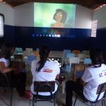 BIBLIOTECA DONA MARIINHA RECEBE MAIS DOAÇÃO E RENOVA PARCERIA
