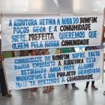 PROBLEMA COM O FORNECIMENTO DE ÁGUA AOS MORADORES DO BONFIM CONTINUA