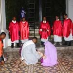FIÉIS ACOMPANHAM CELEBRAÇÃO DA PAIXÃO DE CRISTO EM NÍSIA FLORESTA