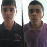 Detidos hoje em Barreta