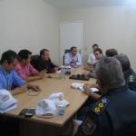 POLÍCIA CIVIL, DETRAN E CPRE SE REÚNEM PARA ALINHAR PLANEJAMENTO DA LEI SECA
