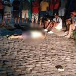 POLÍCIA REGISTRA HOMICÍDIO NA MADRUGADA DESTE DOMINGO EM SÃO JOSÉ DE MIPIBU