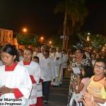FESTA DE NOSSA SRA DO Ó 2015: 2ª NOITE DA NOVENA TEM O PADRE MARCONDES COMO PRESIDENTE