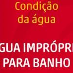 RIOS PIUM E POTENGI ESTÃO IMPRÓPRIOS PARA O BANHO