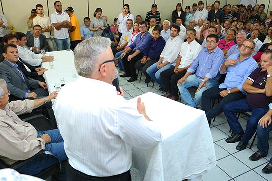Cerimônia de assinatura de ordens de serviço no DER - Foto Rayane Mainara (6)