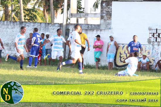 Galeria Comercial 2x2 Cruzeiro Copa Talismã 2016 20 03 2016