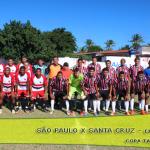 GALERIA DE FOTOS – SÃO PAULO 1X1 SANTA CRUZ PELA COPA TALISMÃ