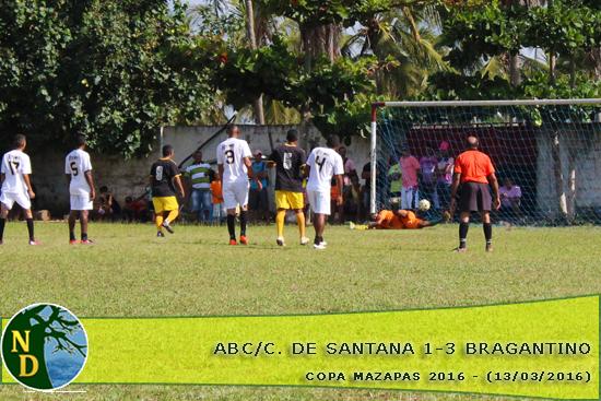 Galeria de Fotos ND ABC C Santana 1 3 Bragantino Copa Mazapas 2016 13 03 2016