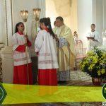 CATÓLICOS DE NÍSIA FLORESTA CELEBRAM O DIA DE CORPUS CHRISTI