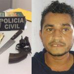 POLÍCIA PRENDE ACUSADO DE ESTUPRO EM NÍSIA FLORESTA