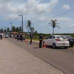 POLÍCIA DE TRÂNSITO INTENSIFICA FISCALIZAÇÃO NO LITORAL SUL