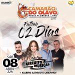 RESULTADO DA PROMOÇÃO VALENDO 2 SENHAS PARA CIRCUITO MUSICAL NO CAMARÃO DO OLAVO