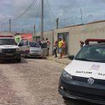 POLÍCIA REGISTRA HOMICÍDIO NESTE SÁBADO (22) EM SÃO JOSÉ DE MIPIBU