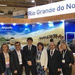 ESTANDE DIVULGA RN DURANTE FEIRA INTERNACIONAL DE TURISMO EM SÃO PAULO