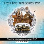 PARÓQUIA DE MIPIBU DIVULGA PROGRAMAÇÃO DA FESTA DE SANT'ANA E SÃO JOAQUIM 2017