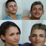POLÍCIA CIVIL PRENDE GRUPO SUSPEITO DE COMETER ROUBOS NA GRANDE NATAL
