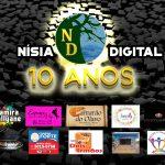#ND10ANOS – PÁROCO DE NÍSIA FLORESTA FALA SOBRE O NÍSIA DIGITAL