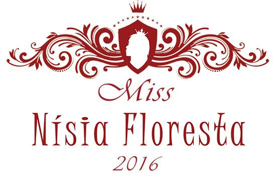 Logomarca Miss Nísia 2016