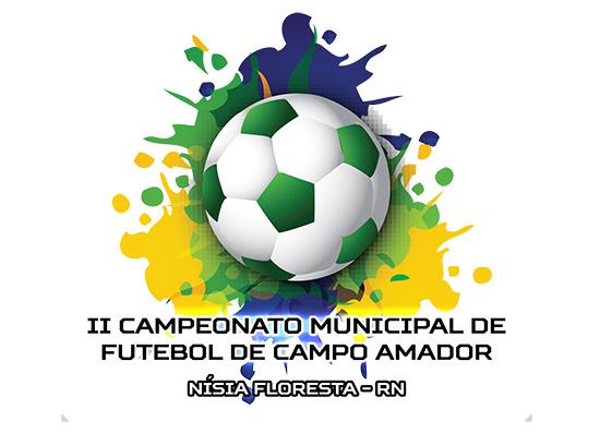 Logo marca cameonato nisiaflorestense 2016